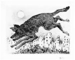 Uno-de-los-dibujos-de-Gunter-Grass-que-ilustra-la-novela-incompleta-de-Saramago-